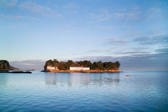 Douarnenez treboul in brittany Royalty Free Stock Photography