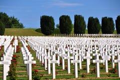Ossuaire de Douaumont at Verdun, France Royalty Free Stock Image