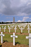 Ossuaire de Douaumont at Verdun, France Royalty Free Stock Photography