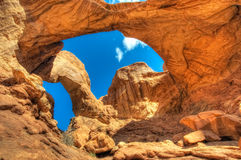 Double Arch Classic stock images