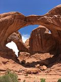 Double Arch Stock Photos