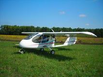 Double avion Sintal Photo stock