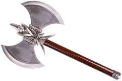 Free Double Axe Royalty Free Stock Image - 39378896