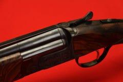 Double-barrelled Gewehr Lizenzfreie Stockfotografie