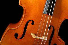 Double bass Stock Photos