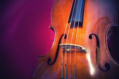 Double bass Stock Photography