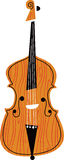 Double Bass Musical Instrument Royalty Free Stock Photo