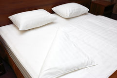 Free Double Bed Stock Images - 33394434