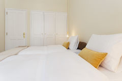 Double Bedroom Suite Royalty Free Stock Photos