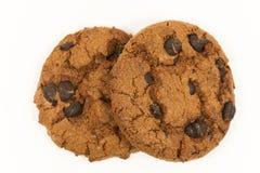 Double biscuit Photo libre de droits
