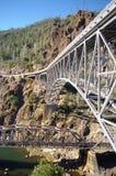 Double Bridges Royalty Free Stock Photography
