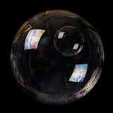 Double bulle Images libres de droits
