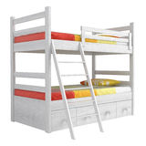 Double bunk bed Royalty Free Stock Photos