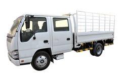 double camionnette de livraison d'isuzu de cabine Images stock