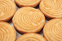 Double cookies Stock Photography