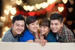 Double date Royalty Free Stock Images