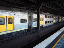Double Deck City Train Stock Photos
