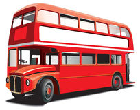 Double Decker Bus Stock Images