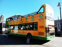 Double decker bus Edinburgh Stock Photos