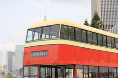 Double Decker Bus Royalty Free Stock Image