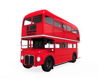 Double Decker Bus Royalty Free Stock Photography