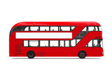 Double Decker Bus Royalty Free Stock Images