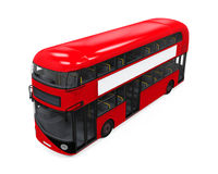 Double Decker Bus Royalty Free Stock Photos