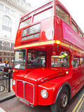 Double Decker Bus, Lonon Royalty Free Stock Photo