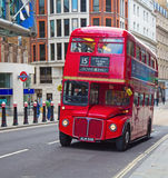 Double decker Royalty Free Stock Image
