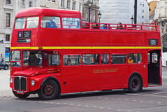 Double decker Royalty Free Stock Images