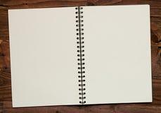 Double diffusion de page d'album Photo libre de droits