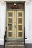 Double Door Stock Photography