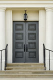 Double Doors Royalty Free Stock Photography