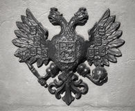 Double Eagle - Emblem of Russia Royalty Free Stock Photo