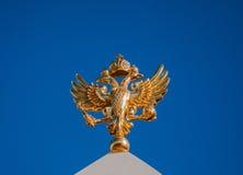 Double eagle Royalty Free Stock Photo