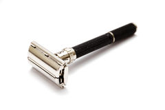 Double edge safety razor Stock Image