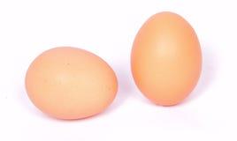 double egg Royalty Free Stock Photos