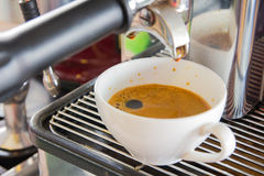 Double Espresso Stock Photos