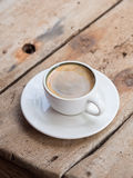 Double espresso Royalty Free Stock Image