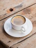 Double espresso Royalty Free Stock Photos