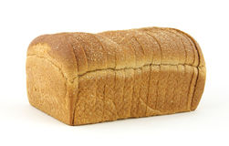 Double fiber bread loaf Stock Image