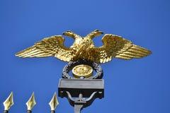 Double-headed eagle Stock Photos