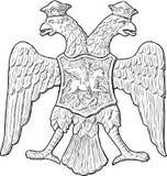 Double-headed eagle Royalty Free Stock Photos