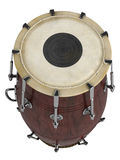 Double-headed hand-drum Royalty Free Stock Image