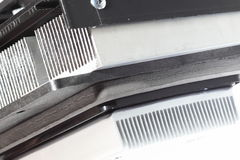 Double Heat Sink Stock Images