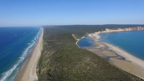 Double island paradise Stock Image