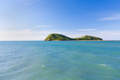 Double Island resort. Just off Palm Cove Australia royalty free stock photography