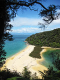 Double Island royalty free stock image