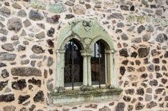 Double lancet window Stock Image