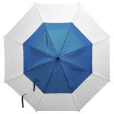 Double layer umbrella Stock Photo